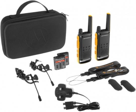 Комплект из двух радиостанций Motorola T82 EXTREME (TALKABOUT)