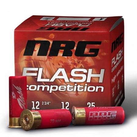 Патрон 12/70 NRG Flash Sporting (28гр.) №7,5