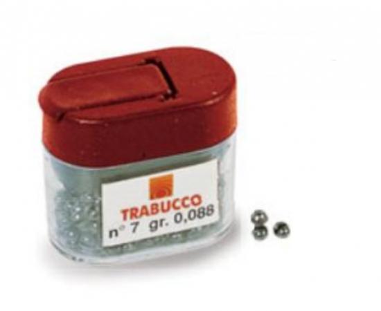 грузила Trabucco Dispenser Pallini TFL Coated 0.04 гр