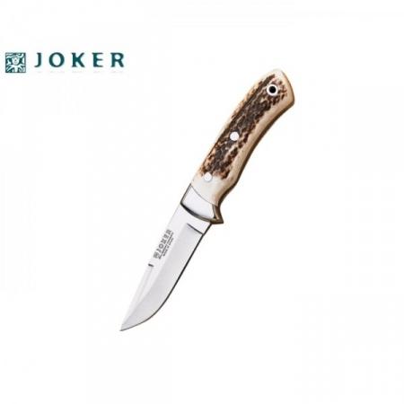 Нож из нержавеющей стали c кожаной оболочкой Pantera (CC14)