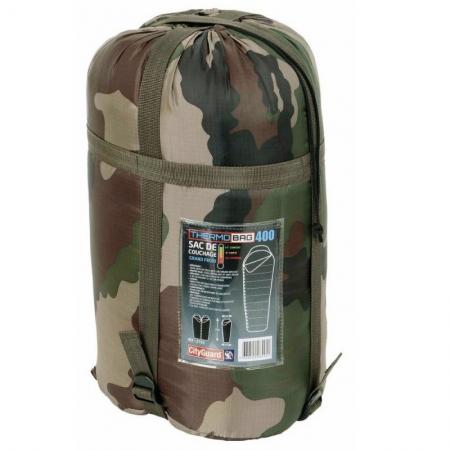 Спальный мешок 400 для взрослых П/Э 100% TREESCO