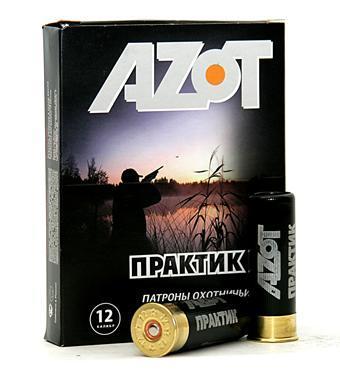 Патрон 12/70 охотничий с пулевым снарядом 'Комби'