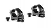 Кронштейн (кольцо) Hawke для оптического прицела на охотничье ружье Pro steel Ring Mounts 1''Low