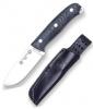 Нож туристический в кожаном чехле CM116 (10см)