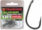 Рыболовные крючки без поводков (15шт упак) TRABUCCO Super Specialist