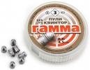Пули пневматические Гамма 4,5 мм 0,8 гр (125 шт.)